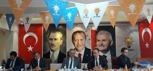 Niğde'de Belediye Başkanları toplantısı yapıldı