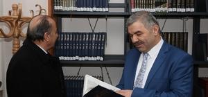 """Başkan Mustafa Çelik, """"Kayseri'yi Kütüphaneler Şehri Yapacağız"""""""