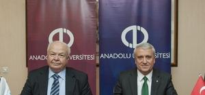 Bilim Kültür ve Sanat Merkezi'nin Anadolu Üniversitesine tahsisi için imzalar atıldı
