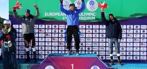 İtalyan sporcu Alex Vinatzer'den ikinci altın