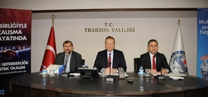 Trabzon Çalışma ve İş Kurumu bu yılın Ocak ayı itibariyle bin 162 kişiyi işe yerleştirdi