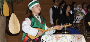 Yarım Elma Türk Halk Müziği Yarışması