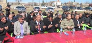 Araban Tarlabaşı Cami törenle ibadete açıldı