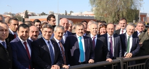 """Bakan Eroğlu: """"İskenderun'a memba kalitesinde su verilecek"""""""