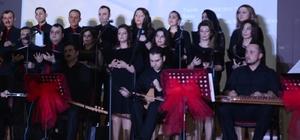 Hayrabolu'da Öğretmenler Korosundan muhteşem konser