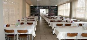 ODÜ'de yemekhane kapasitesi arttı
