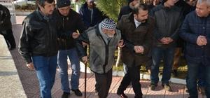 Yargıtay 18. Hukuk Dairesi Başkanı Mustafa Aysal'ın acı günü