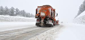 Kastamonu'da 458 köy yolu ulaşıma kapandı