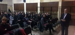 Rehberlik öğretmenlerin toplantısı