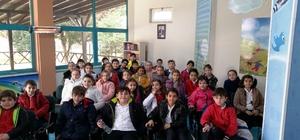 Çocuk Hakları Okulunda öğrencilere hakları öğretiliyor