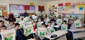 Ortaokul öğrencilerine biyolojik çeşitlilik ve doğa eğitimleri