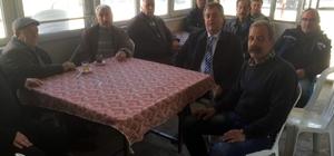 Söke'de Kisir, Yeşilköy ve Yeniköy'de 3 arıtma tesisi hizmete girdi