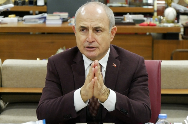 """Başkan Akgün: """"İşi gücü bıraktık, işsizlikle mücadele ediyoruz"""""""