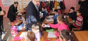 """Turhal'da """"Okul Sütü"""" projesi"""