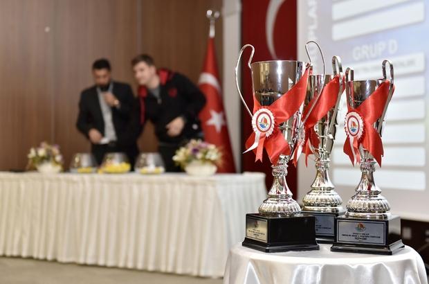 Antalya OSB Cup 2017 başladı