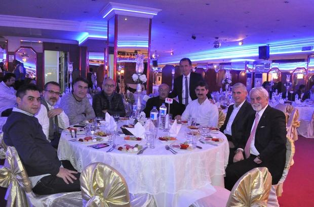 Adana Güneşi Veteranlar Spor Kulübünden geleneksel yemek