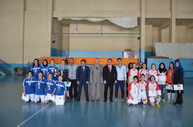 Bilecik'te Okul Sporları Futbol Müsabakaları sona erdi