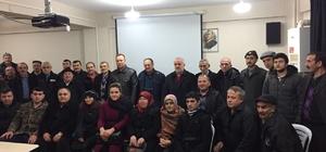 AK Parti'de mahalle toplantıları devam ediyor