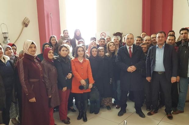 AK Parti'de mahalle toplantıları devam ediyor (2)