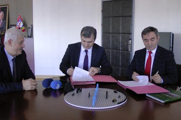 Şifalı su resmen Akçakoca Belediyesinin oldu