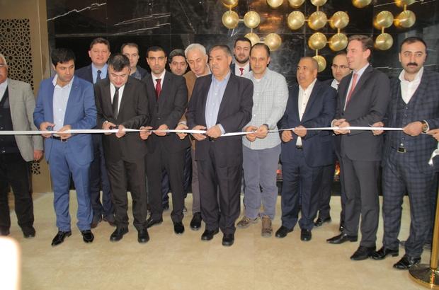 Double Tree By Hilton Elazığ'da hizmete açıldı
