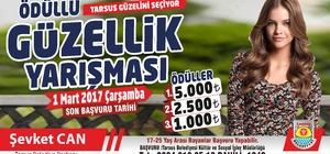"""""""Tarsus Güzelini Seçiyor"""""""