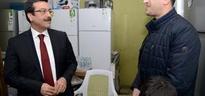 Başkan Atilla'dan Dicle ilçesine ziyaret