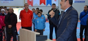 ANALİG Taekwondo Yarı Final Müsabakaları başladı