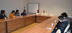 Kocaeli Bahçeşehir Kolejinden Düzce Üniversitesine ve DAGEM'e ziyaret