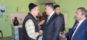 Ak Parti il Başkanı Keskin Cumayeri'nde sıkmadık el bırakmadı