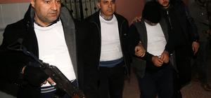 Firari hükümlü Kıbrıs'ta yakalandı
