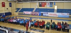 Anadolu Yıldızlar Ligi hentbol çeyrek final müsabakaları başladı