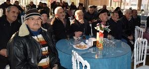 Başkan Ataç, Fevzi Çakmak Mahallesi sakinleriyle bir araya geldi