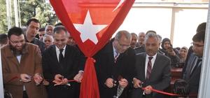 Reyhanlı'da Göçmen Sağlığı Merkezi açıldı