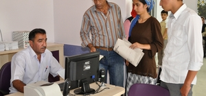 Aksaray Eğitim ve Araştırma Hastanesine ilgi artıyor