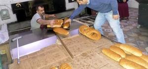 Mudanya'da ekmek 1 lira 25 kuruş oldu