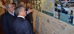 Kuşadası'nın restorasyon projeleri sergileniyor
