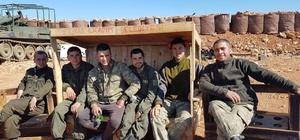 El Bab'daki kahramanlardan İlkadım'a mesaj