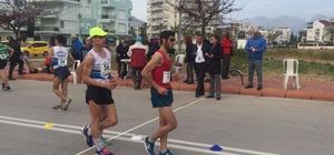 Mardinli atletler Antalya'da fırtına gibi esti