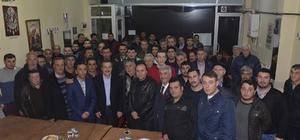 """Başkan Ataç: """"Belediye başkanlığı benim için onurdur"""""""
