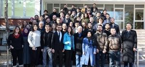 Rektör Gündoğan, öğrenci kulüpleriyle kahvaltıda bir araya geldi