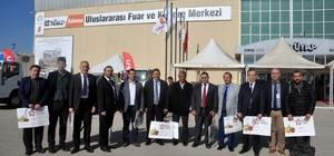 Nazilli Ticaret Odası, Adana Yapı Fuarına katıldı