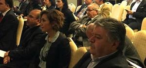 DİTAB Başkanı Sevinç, TURAD toplantısına katıldı