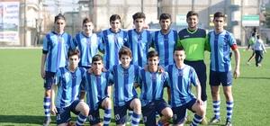 Zorlu maçta gülen taraf Yıldırım Belediyespor