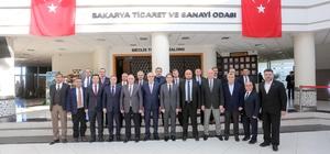 SATSO Yönetim Kurulu Başkanı Kösemusul: