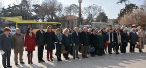 Başkan Albayrak Yardımsevenler Derneğinin kuruluş yıldönümünü kutladı