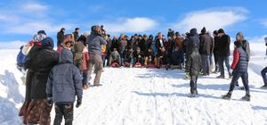 Ordu'da 1. Argan Yaylası Kış Festivali