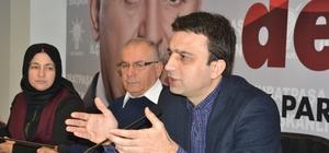 AK Partili Köse ilçe teşkilatlarına yeni sistemi anlattı