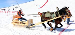 1. Ahir Dağı Atlı Kızak-Geleneksel Kızak Şampiyonası