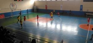 Tatvan'da Hentbol Bölge Şampiyonası